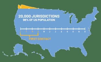 20,000 Jurisdictions