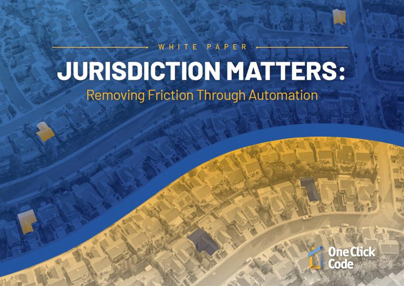 Jurisdiction Matters