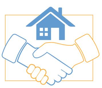 Handshake for stakeholders