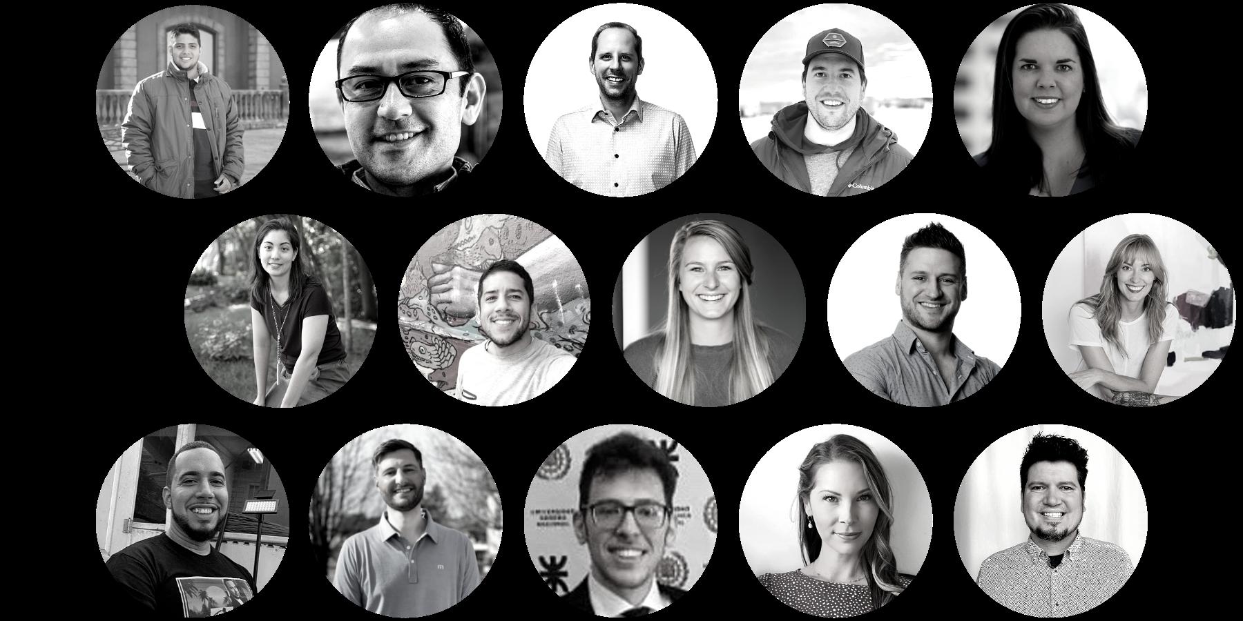 Career Page Team Headshots